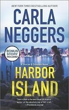 Carla Neggers-Harbor Island (Sharpe & Donovan)-Bonus Story NEW! Free Shipping
