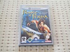 Prince of Persia the Sands of Time para GameCube y Wii * embalaje original * p