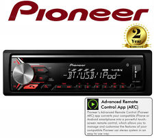 Pioneer DEH-3900BT CD MP3 Coche Bluetooth Unidad Principal Estéreo USB