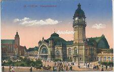 AK Coeln -Hauptbahnhof Feldpost 1.WK (i191)