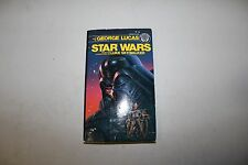 STAR WARS ORIGINAL 1976 PAPERBACK by George Lucas with Ralph McQuarrie Cover
