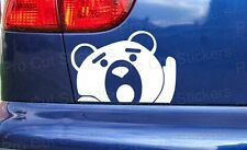 100mm (10cm) Ted Peeping Funny Rude Movie Car Sticker Decal Film Vinyl Graphic