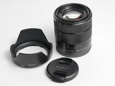 Sony E 18-55mm f/3.5-5.6 OSS Lens (Black) BRAND NEW!!