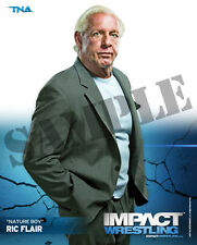 Official TNA Impact Wrestling - Ric Flair - 8x10 - P42