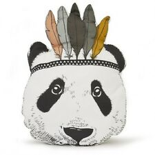 Kid Child Stuffed Toy Pillow Bed Sofa Decorative Indian Panda Cushion Gift #01
