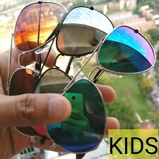 Kids Sunglass Aviator Fashion