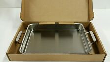All Clad 9 x 13 Rectangular Baker Stainless Steel Bakeware New