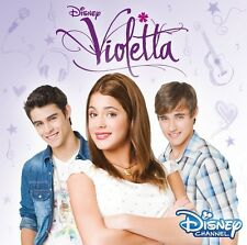 VIOLETTA-DER ORIGINAL-SOUNDTRACK ZUR TV-SERIE  CD NEW+