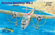 Valom 1/72 Bristol Bombay Mk.I RAAF plastic kit