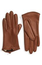 Nordstrom Fownes Brothers Medium Stitched Women's Leather Gloves