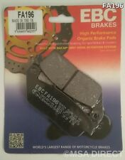 Honda CB500 (1994-1996) EBC Kevlar pastiglie freni ant (FA196) (1 Set)