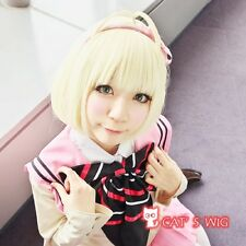 Ao No Blue Exorcist Shiemi Moriyama cosplay wig