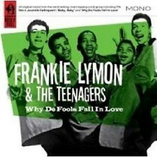"FRANKIE LYMON & THE TEENAGERS ""WHY DO FOOLS..."" CD NEU"