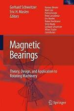 Magnetic Bearings: Theory, Design, and Application to Rotating Machinery, , Exce