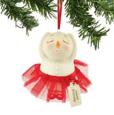 SNOWPINIONS DANCING QUEEN ORNAMENT BRAND NEW