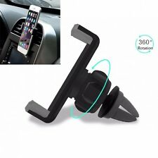 Universal Car Mobile Cell Phone Holder Air Vent Mount GPS Stand 360 Adjustable