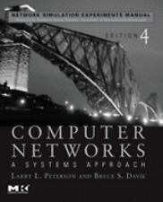 Network Simulation Experiments Manual, Second Edition (The Morgan Kaufmann Serie