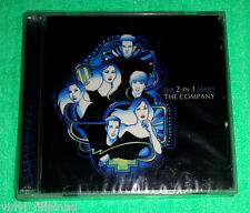 PHILIPPINES:THE COMPANY - The 2 In 1 Series CD ALBUM,SEALED, O.P.M.,Tagalog