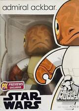Hasbro Mighty Muggs Star Wars ADMIRAL ACKBAR - PX Preview Exclusive