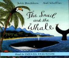 The Snail and the Whale, Donaldson, Julia CD-Audio Book