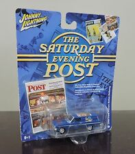 NEW  JOHNNY LIGHTNING SATURDAY EVENING POST 1964 FORD FALCON SEDAN DELIVERY