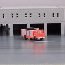 1:160 Spur N Umbausatz Feuerwehr RW2 für Wiking Magirus Deutz Frontlenker
