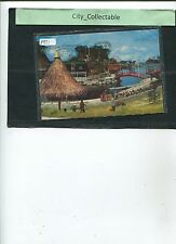 P571 # MALAYSIA USED PICTURE POST CARD * GENTING HIGHLANDS AT LAKE VIEW