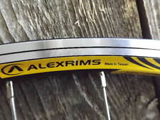 New-Old-Stock 36-Hole ALEX Linus-21 700c Front Wheel w/Shimano EXAGE Sport Hub