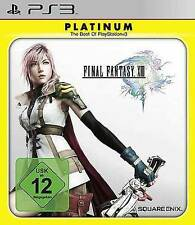 Playstation 3 FINAL FANTASY XIII 13 Platinum Deutsch TopZustand