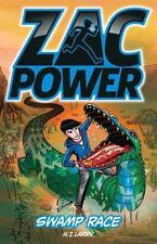Swamp Race (Zac Power), Larry, H. I., New Books