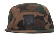 Diamond Supply Co. Ripstop Camo 5-Panel Hat Cap Smoker's Mac Miller Cassie Wiz