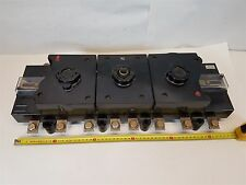 Vynconorm VDE 0660 40440 Manual Cutoff Breaker Switch 400A 660VAC Good Used Cond