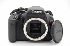 Canon EOS 600D (Rebel T3i / Kiss X5) 18MP 3''SCREEN DSLR CAMERA body only