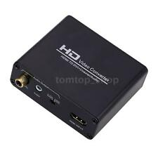 HDMI to DVI + Coaxial Audio Video Converter Digital 5.1 Output & Stereo Output