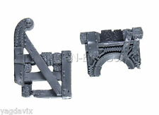 OBF05 CHASSIS ARRIERE OGRE LANCE FERRAILLE BOUTE FER WARHAMMER BITZ 50-51