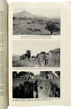 1925 Historic Ethiopia Rulers - ANTIQUITY OF LALIBELA - Monolithic Churches - 12