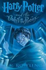 Harry Potter And The Order Of The Phoenix J. K. Rowling First Edition HC DJ NICE
