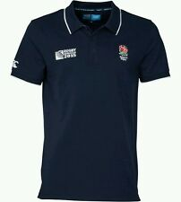 England Rugby - World Cup Polo by Canterbury of NZ - Size Medium - BNWT