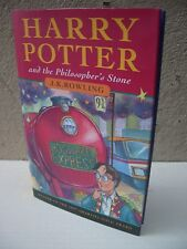 Harry Potter and The Philosopher's Stone First Edition Fifth Printing 1st/5th
