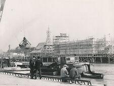 PARIS 1937 - Exposition Péniche Constructions - DIV 8079