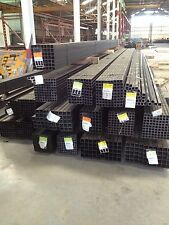 "STEEL SQUARE TUBING  1""x 1""x 16 GA  x  24 ft long hot rolled"