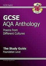 GCSE English AQA A Anthology: Study Guide - Foundation Level Pt. 1 And 2 (Gcse A