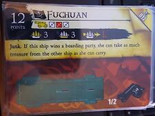 Wizkids Pirates of the Caribbean #012 Funchuan Pocketmodel CSG