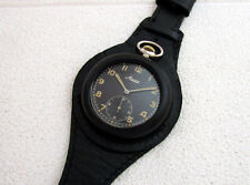 MINERVA WEHRMACHT GERMAN ARMY WWII VINTAGE 1939-1945 SWISS ORIGINAL Men's WATCH