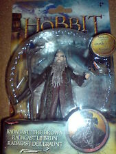 "THE HOBBIT - THE DESOLATION OF SMAUG - 3.75"" RADAGAST THE BROWN FIGURE NEW RARE"