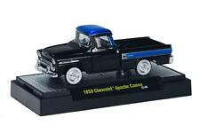 1958 CHEVROLET Apache CAMEO NERO, m2 MACHINES AUTO Trucks (21b), 1:64