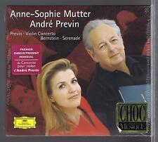 PREVIN BERNSTEIN CD NEW PREVIN MUTTER