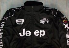NEU Jeep CJ-7 X-trem Fan - Jacke schwarz jacket veste jas giacca jakka