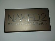 URBAN DECAY BASICS NAKED 2 **Please read** AUTHENTIC