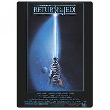 STAR Wars Il ritorno dello Jedi CUCINA FRIGO CALAMITA. alta qualità di Latta Retrò